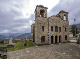 Ναός Αγίας Παρασκευής Δροσοπηγής