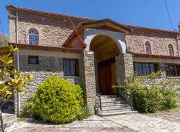 Ιερός Ναός Κοίμησης της Θεοτόκου Γοργοποτάμου